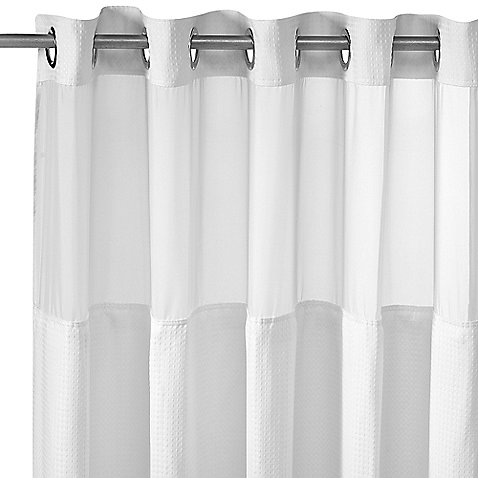 Hookless Shower Curtain 187 Bed Bath Amp Beyond Video