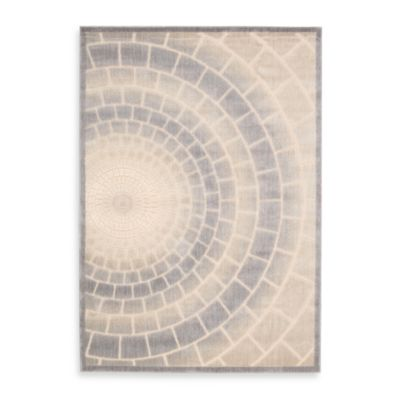 Kenneth Cole Reaction Home Mosaic Tile Area Rug » Bed Bath U0026 Beyond Video