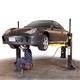 Costco - Dannmar MaxJax' 2-Post Portable Auto Lift