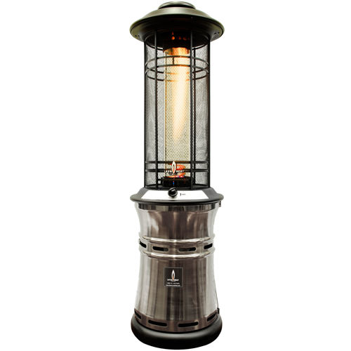 Lava Heat Ember Gun Metal Collapsible Patio Heater » Welcome to Costco  Wholesale - Lava Heat Ember Gun Metal Collapsible Patio Heater » Welcome To