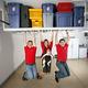 Costco - SafeRacks 4'x8' Overhead Garage Storage Rack