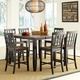 Costco - Somerset 7-piece Counter Height Dining Set
