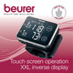 Costco - Touch Screen Digital Wrist Blood Pressure Monitor by beurer