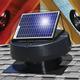 Costco - Solar Powered Attic Fan  Professional Series