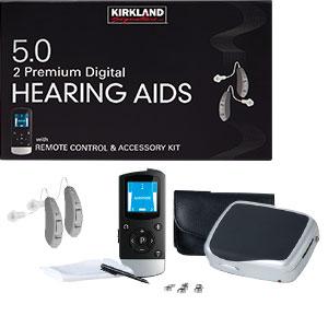 Kirkland hearing aids