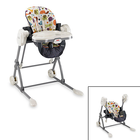 Fisher-Price Swing To High Chair » Highchairs - Product Demo » buybuy BABY  Video