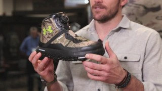 Under Armour Fat Tire Boot - 2016 SHOT Show