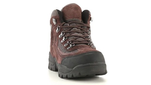 596079b8b Itasca Men's Amazon Waterproof Hiking Boots 360 View