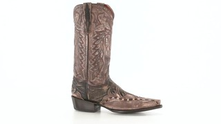 Dan Post Men's Lucky Break Cowboy Boots, Tan - 627745, Cowboy ...
