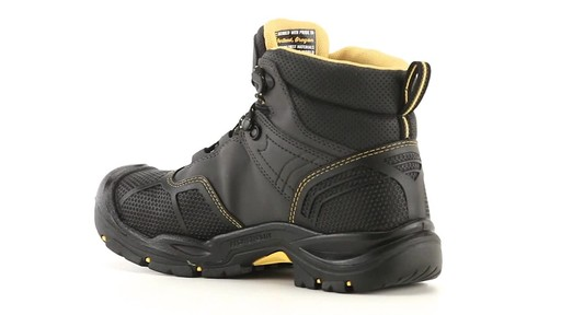 e714804c9c7 KEEN Utility Men's Logandale Steel Toe Work Boots 360 View