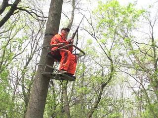 API Outdoors® Aluminum Marksman Climber Tree Stand