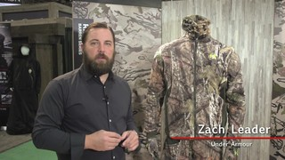 Under Armour Whitetail Jacket & Bibs - 2016 SHOT Show
