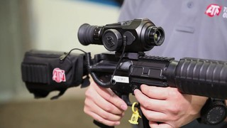 ATN ThOR Thermal Imaging Rifle Scope - 2016 SHOT Show