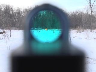 Mako® Mepro M21 Day/Night Reflex Sight