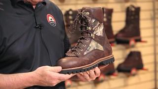 Irish Setter Elk Tracker Insulated Hunting Boot - 2016 SHOT Show