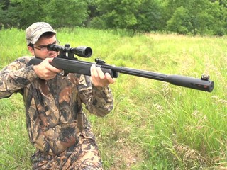 Gamo® Whisper Fusion® Pro .177 Cal. Air Rifle with 3-9x40mm Scope