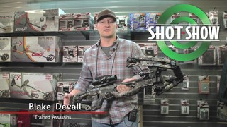 Barnett Razr Ice Crossbow - 2016 SHOT Show