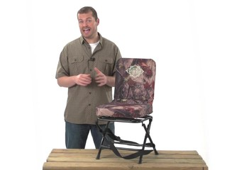 Guide Gear Swivel Hunting Chair Black  sc 1 th 194 & Guide Gear Swivel Hunting Chair Black - 222292 Stools Chairs ... islam-shia.org