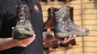 Irish Setter Vaprtrek Hunting Boots - 2016 SHOT Show