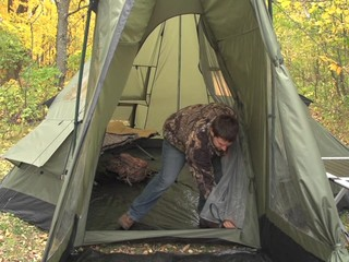 Guide Gear® 14x14' Deluxe Teepee Tent