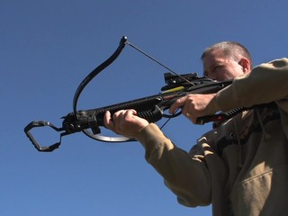Barnett™ Recruit Recurve Crossbow