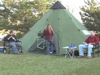 Guide Gear® 18x18' Teepee Tent