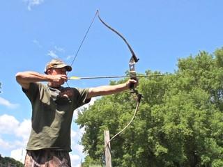30 lb recurve bow