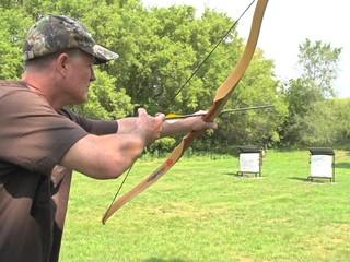 PSE® Heritage Series Blackhawk%u2122 Recurve Bow