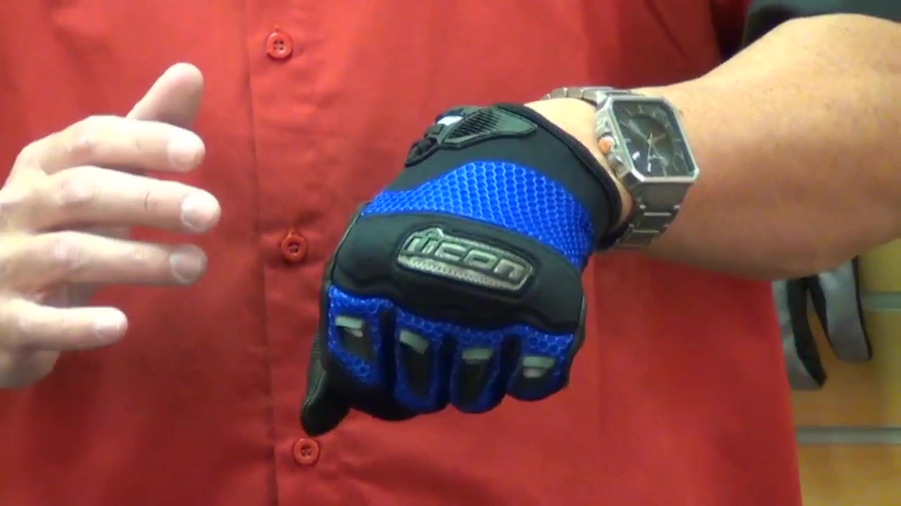 Icon justice leather motorcycle gloves - Icon Twenty Niner Textile Gloves Review Raquo Product Review Street Bike Gloves 1606 0601 1 3 Motorcycle Gloves Video Gallery