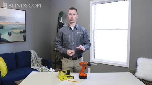 How To Install Inside Mount Fabric Roman Shades