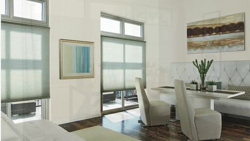 levolor accordia cellular shades blindscom video gallery - Levolor Cellular Shades