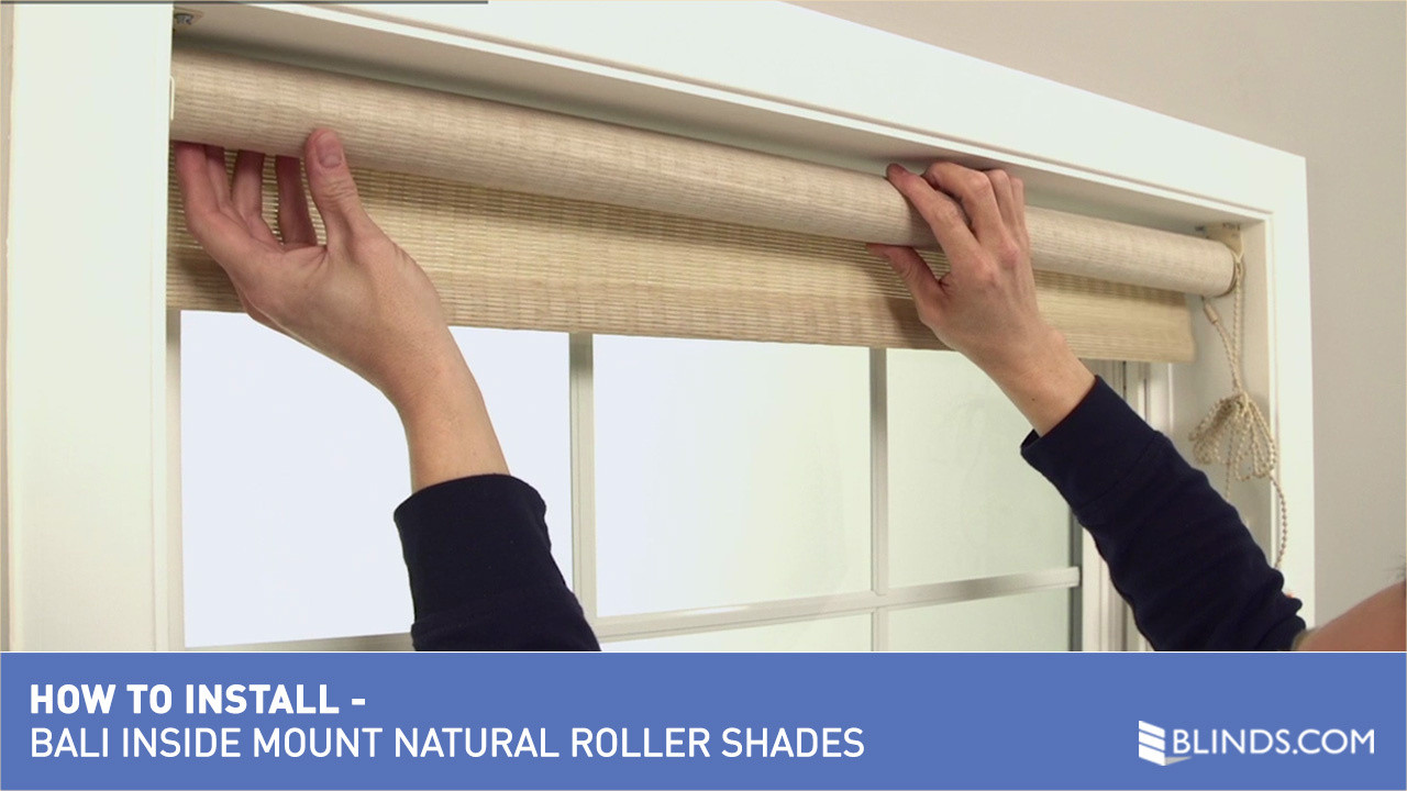 inside install bali mount and size blinds cut watch faux wood how to