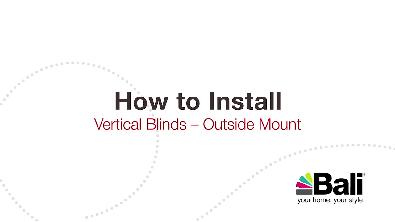 how face blind of install x pelmet blinds a on fit ordinary installing vertical to photo att