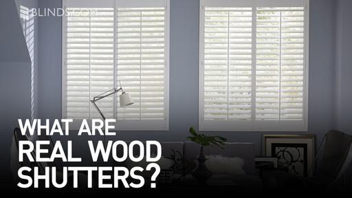 wood shutters from blindscom wood plantation shutters norman category overview blindscom video gallery - Wood Plantation Shutters