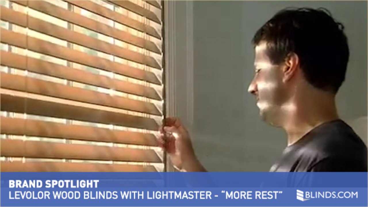 blind blinds wood replacement parts levolor reviews review vertical