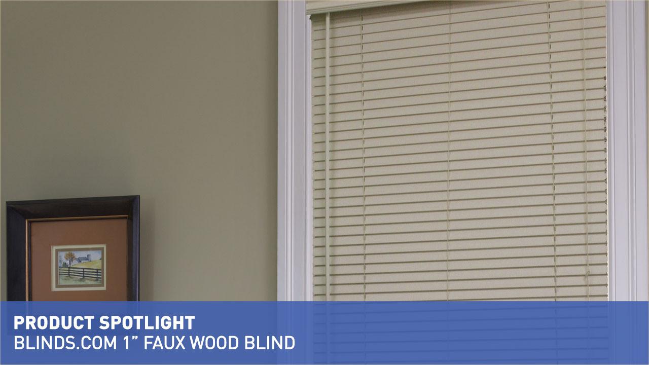 horizontal fauxwood mini blinds faux cordless aluminum wood ii basics