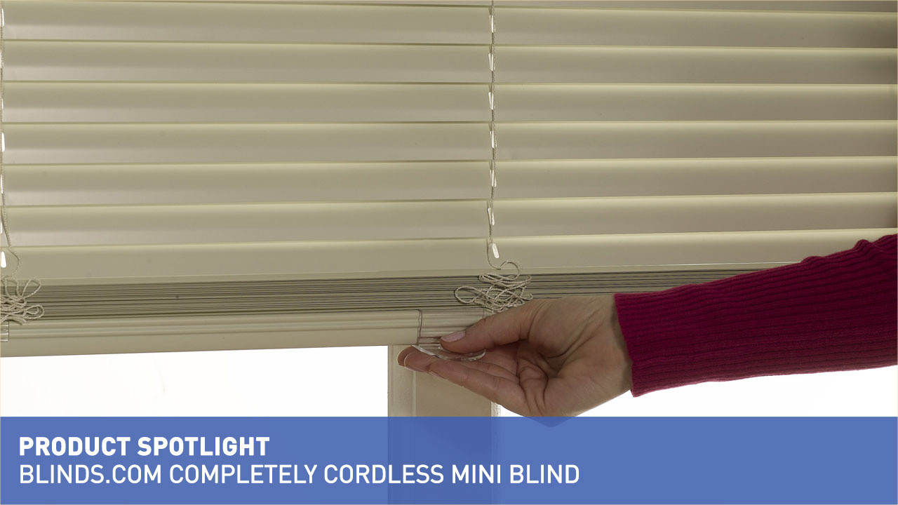 Blinds completely cordless mini blind raquo aluminum blinds blinds completely cordless mini blind raquo aluminum blinds product spotlight blinds video gallery solutioingenieria Choice Image