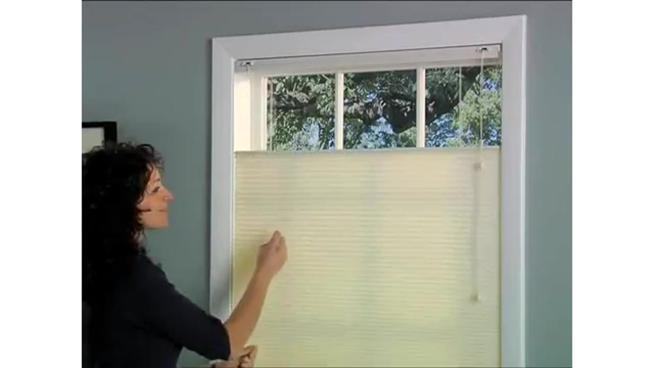 bali cellular shades with lift option u0026raquo american blinds video gallery