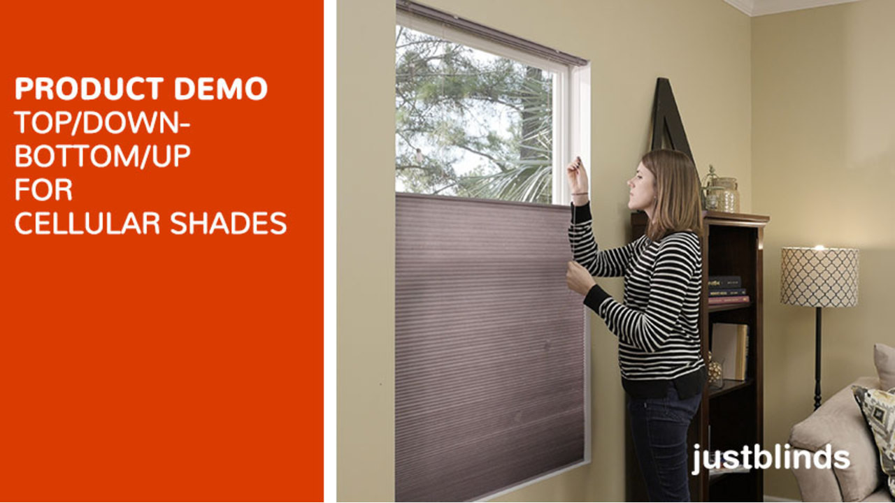 lift for cellular shades video gallery