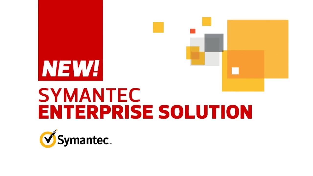 Symantec Enterprise Solution
