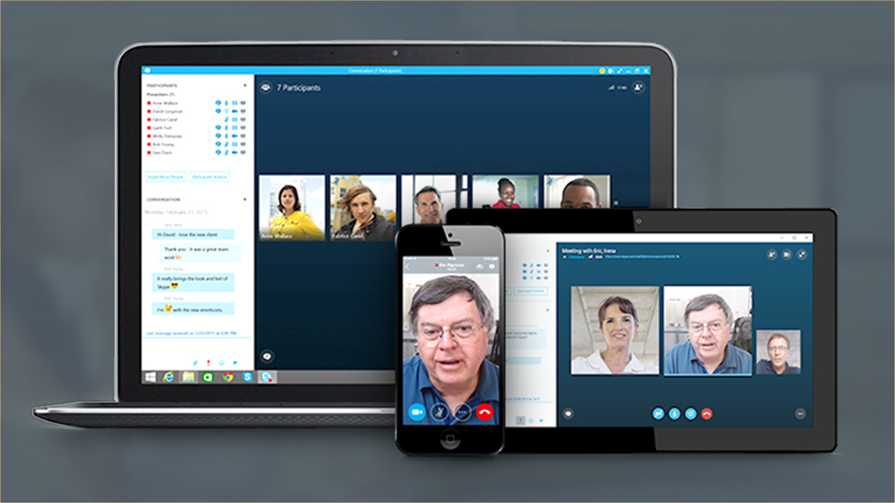 skype for business connecting people everywhere cdw