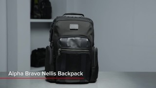 3c65811db4 Added to My Favorites · Add to My Favorites. Tumi Alpha Bravo Nellis Laptop  Backpack- eBags Exclusive