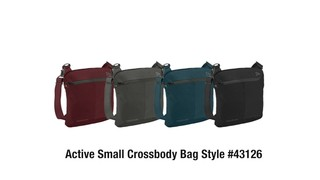 Click to zoom and shrink. Added to My Favorites · Add to My Favorites. Travelon  Anti-Theft Active Small Crossbody Bag 629e16d6f9c28