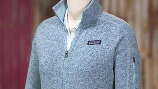 Womens Better Sweater Jacket