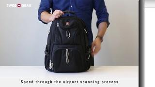 b7724185c04b Added to My Favorites · Add to My Favorites. Top Deal SwissGear Travel Gear  1900 Scansmart TSA Laptop Backpack ...