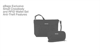 5d2316360bf1d Added to My Favorites. Add to My Favorites. Exclusive Travelon Anti-Theft  Crossbody and RFID Clutch Wallet Set- Exclusive