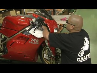 How to install Galfer Front Brake Line Kit