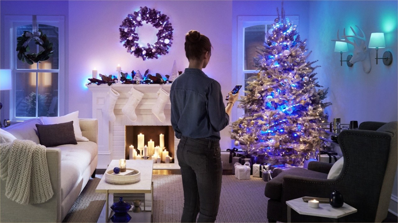 Tech Ideas for Holiday Decorating – Best Buy