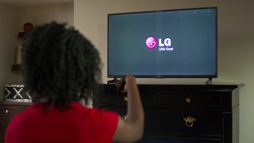 LG Smart TV Startup | Tech Tips