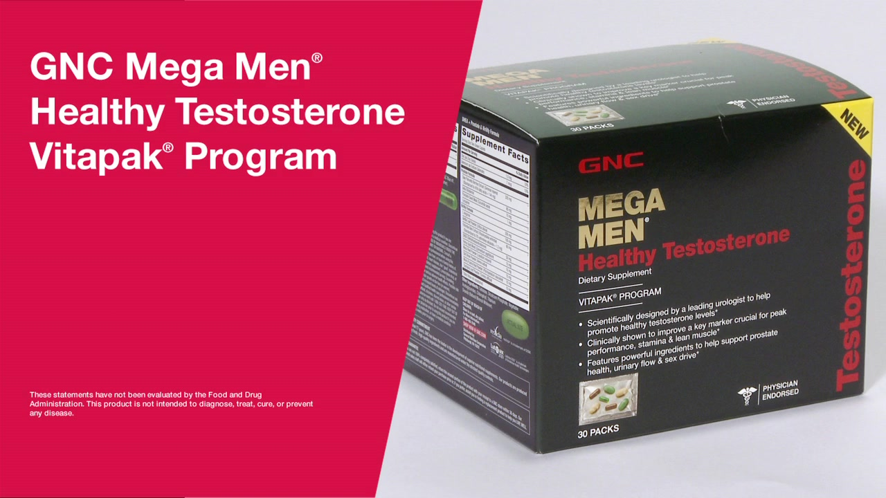 gnc test boosters